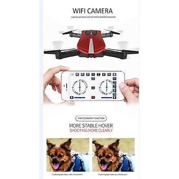 Dron Eachine E52 WiFi FPV Selfie Katlanýr Drone Yükseklik Sabitleme