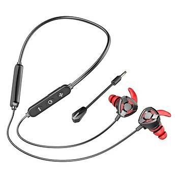 Kemik Ýletim Stero Spor Kulaklýk mikrofon Kablosuz Bluetooth 5.0