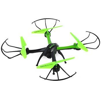 RC Dron JJRC H98 6 Eksen Gyro 2.4 GHz 4CH Kameralý Quadcopter