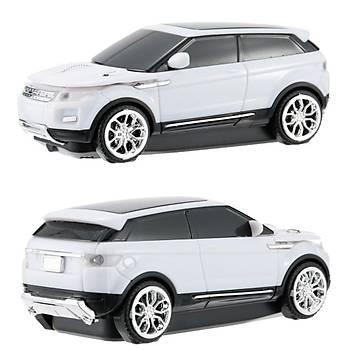 Optik Mouse 2.4GHz Ergonomik Kablosuz Rover SUV Araba Þeklinde
