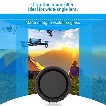 DJI Mavic Air HD-CPL Cam Filtre Lens Koruma Çok Katmanlý Film Kaplama