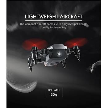 Mini Dron 2.4G 4CH Katlanabilir Eachine E59 6 Eksen, Baþsýz Mod