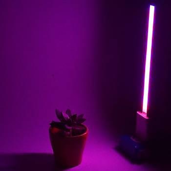 5 Watt  Tam Spektrum Hidroponik Usb Led Büyüten UV Iþýk