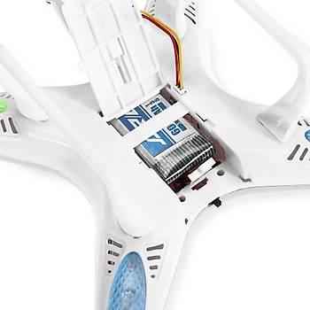 Kameralý Dron Eðlence ve Spor 4CH 2.4G 6-axis Gyro RC Quadcopter H97 JJRC
