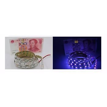 UV Þerit LED 5050 SMD 60/m Ýç Mekan 1mt 12V