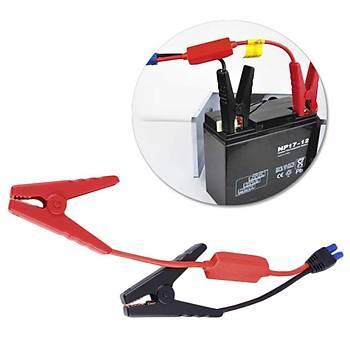 Araç Akü Takviye Kablosu JUMP STARTER için 300A