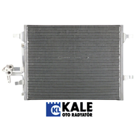 Volvo S60 V60 S80 V70 XC70 XC60 Klima Radyatörü