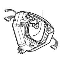 Volvo S80, V70 2014-2015 Tampon Koruma Braketi Sol