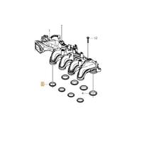 Volvo C30 S40 V50 S80 V70 Emme Manifold Oringi 35mm 1.6 Dizel (Euro 4)