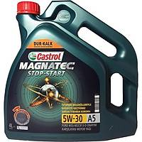 CASTROL MAGNATEC 5W-30 MOTOR YAÐI A5 (4LÝTRE)