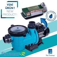 Reçine Havuz Pompasý 5 Yýl Garanti - Resin Pump 1,5 Hp Mono