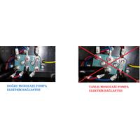 Reçine Pompa 5 Yýl Garanti / Resin Pump 1Hp