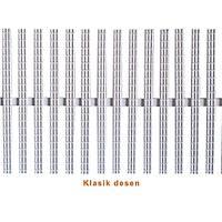 20 cm Klasik Tek Geçme - 20 cm Classic Single Joint