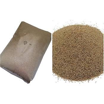 Kuvars Kumu Ýnce  Quartz Sand Fine 0,5- 1,0 mm 25 Kg