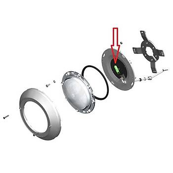 Yedek Ampul - Halogen Spare Bulb 100W-12V