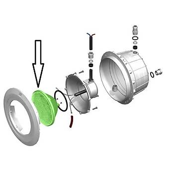 Yedek Ampul - Spare Bulb Par56 300W-12V