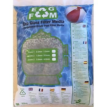 Cam Kumu - Eco Glass  3,0 - 5,0 mm  25 Kg