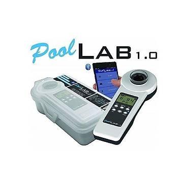 Dijital Test Cihazý - Digital Test Kit Poollab 1.0