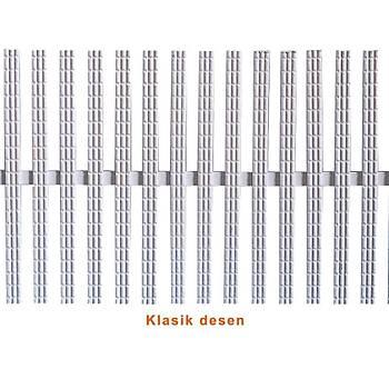 25 cm Klasik Tek Geçme - 25 cm Classic Single Joint