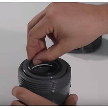 Küresel Vana - Ball Valve 110 mm