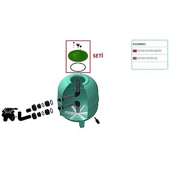 Filtre Kapaðý Seti - Filter Lid Set