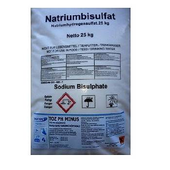 Toz pH Düþürücü 25 kg