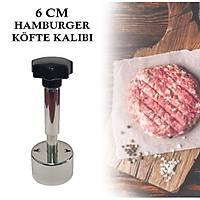Hamburger Köfte Kalýbý - 6 Cm Köfte Kalýbý