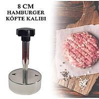Hamburger Köfte Kalýbý - 8 Cm Köfte Kalýbý