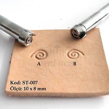 Stamp - Craft - ST007 - Yerli