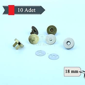Mýknatýs 18 mm - 10 adet