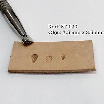 Stamp - Craft - ST020 - Yerli