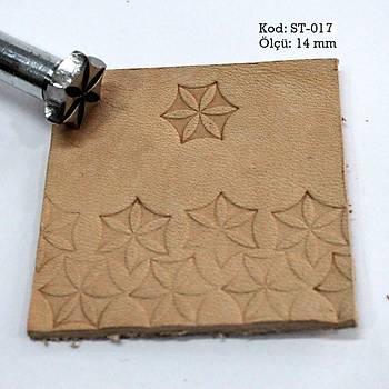 Stamp - Craft - ST017 - Yerli