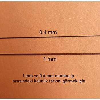 Mumlu Ýp 0.4 mm Ýp 100 mt