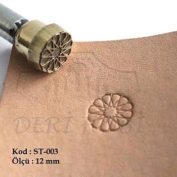 Stamp - Craft - ST003 - Yerli