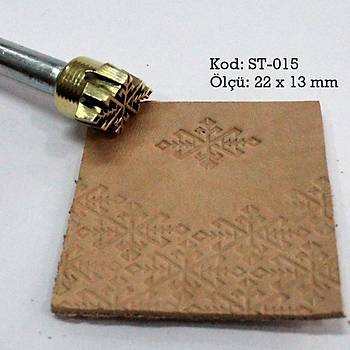 Stamp - Craft - ST015 - Yerli