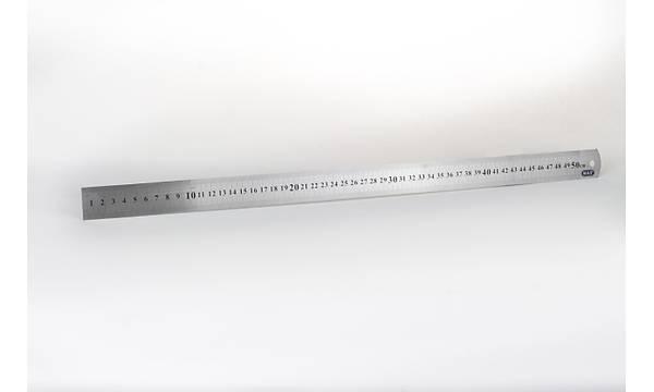 Mas Çelik Cetvel 50 cm