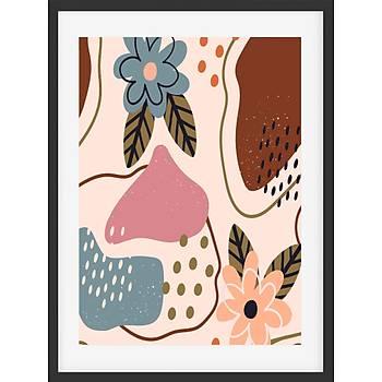 Modern Poster Seti Resimleri-Oturma Odasý Ve Yatak Odasý Duvarýnýz Ýçin Þýk Poster Setleri-Çerçeveli Poster