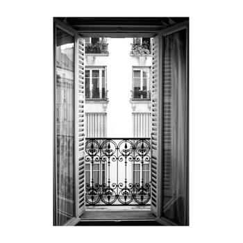 Lizia Home Ev Dekorasyonu Çerçeveli Poster Tablo Seti - Siyah Çerçeveli - 6adet
