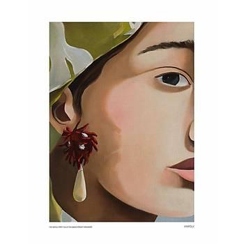 Lizia Home Ev Dekorasyonu Çerçeveli Poster Tablo Seti - Siyah Çerçeveli - 7 Adet