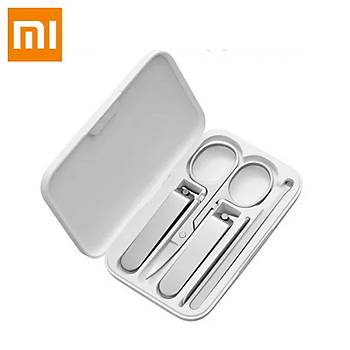 Xiaomi Mijia Profesyonel Týrnak Bakým Seti - Paslanmaz Çelik