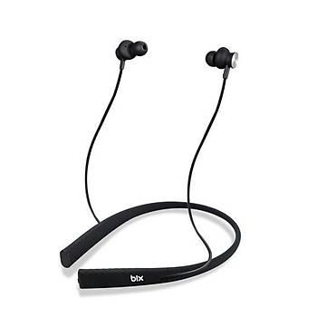 Bix A3 Spor Bluetooth Mýknatýslý Kulaklýk
