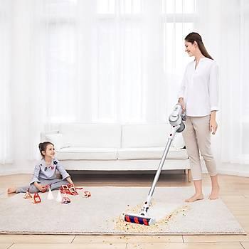 Jimmy JV53 Handheld Vacuum Cleaner Dikey Þarjlý Süpürge (Jimmy Türkiye Distribütör Garantili)