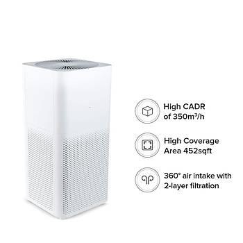 Xiaomi Mi Air Purifier 2C Akýllý Hava Temizleyici