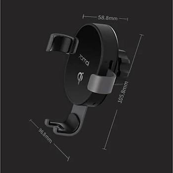 Xiaomi Mi Drive PB01 70mai Telefon Tutucu Kablosuz Araç İçi Şarj Cihazı