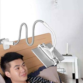 Bix Saiji Datura 2 Akrobat Flexible Ayarlanabilir Telefon Tablet Tutucu
