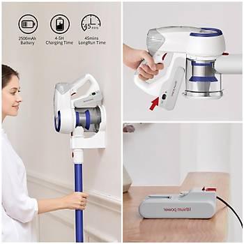 Jimmy JV53 Lite Handheld Vacuum Cleaner Dikey Þarjlý Süpürge (Jimmy Türkiye Distribütör Garantili)