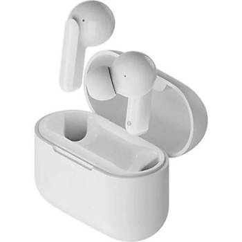 Qcy T10 Bluetooth Kablosuz Kulaklýk Beyaz T10 t10w