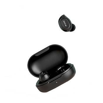 QCY T9S Bluetooth 5.0 Kablosuz Kulak Ýçi TWS Spor Kulaklýk