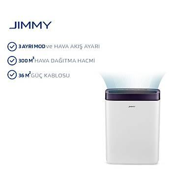Jimmy AP36 Air Purifier Akýllý Hava Temizleyici (Jimmy Türkiye Distribütör Garantili)