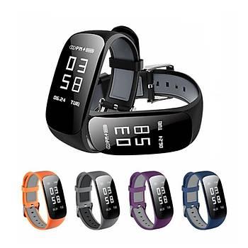 Z17 Renkli Ekran Adımsayar Akıllı Bileklik Saat